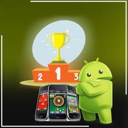 Top casinos en ligne Android
