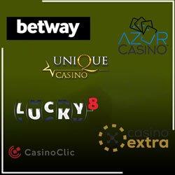 Meilleurs casinos proposant les meilleurs bonus sur mobile